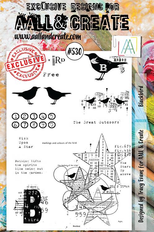 A5 Stamp set #530
