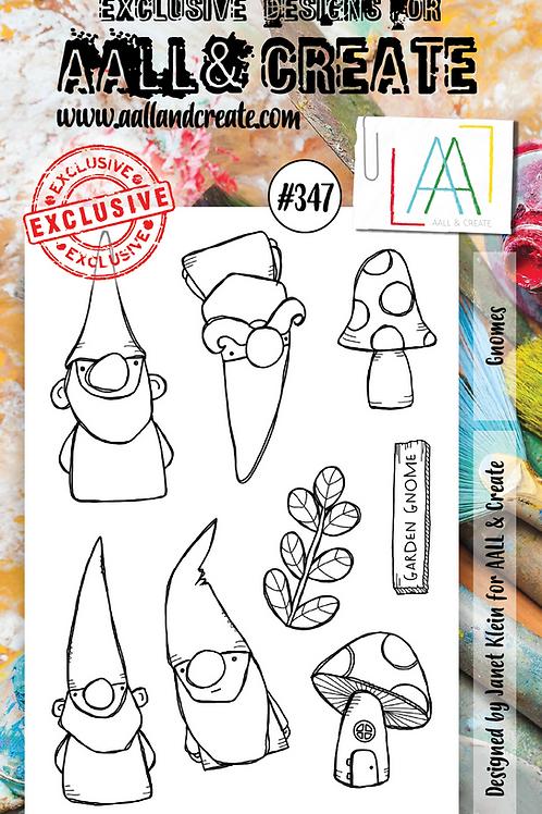 A6 Stamp set #347