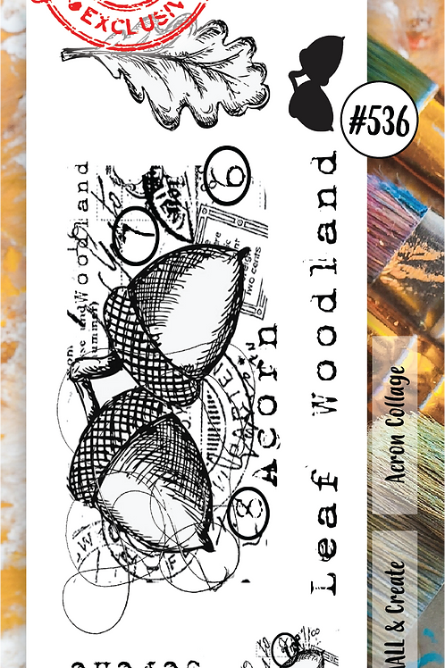 Border Stamp set #536