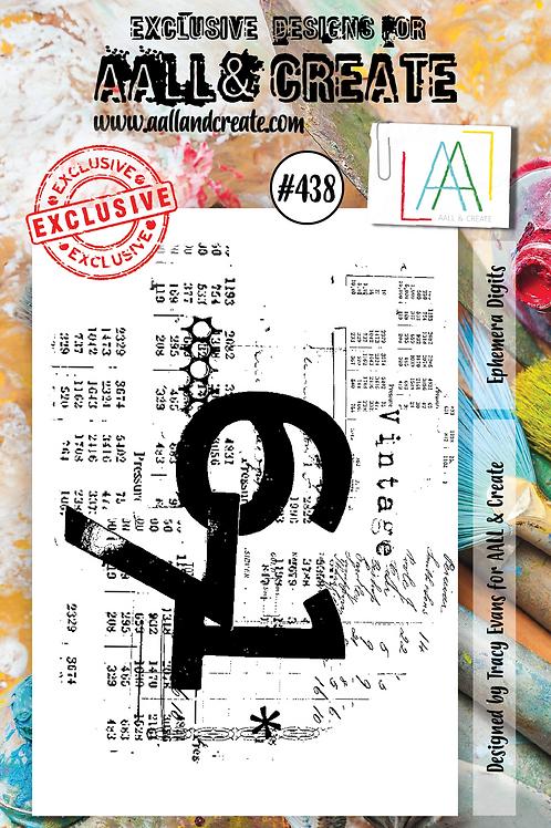 A7 Stamp set #438