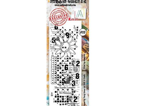 Border Stamp set #119