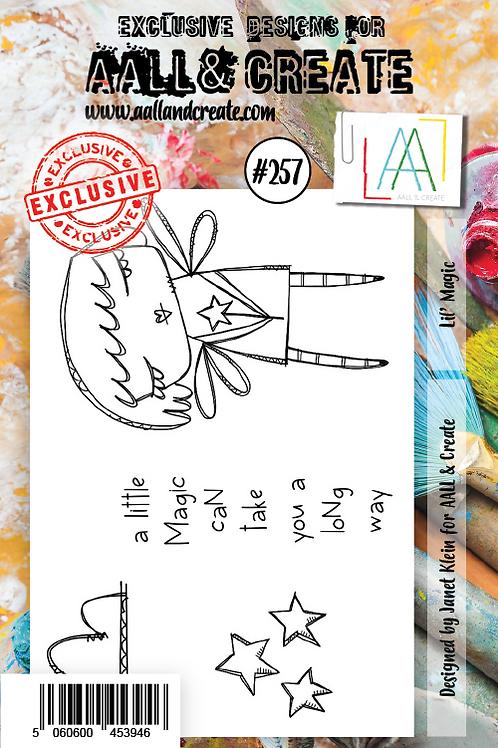 A7 stamp set #257