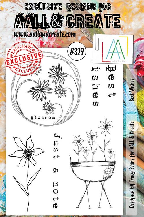 A5 Stamp set #329