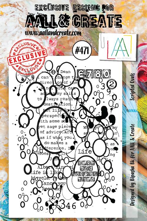 A7 Stamp set #471