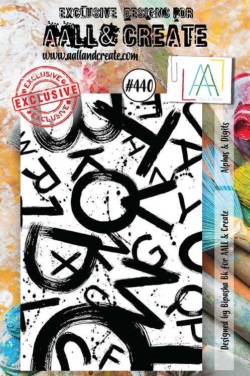 A7 Stamp set #440