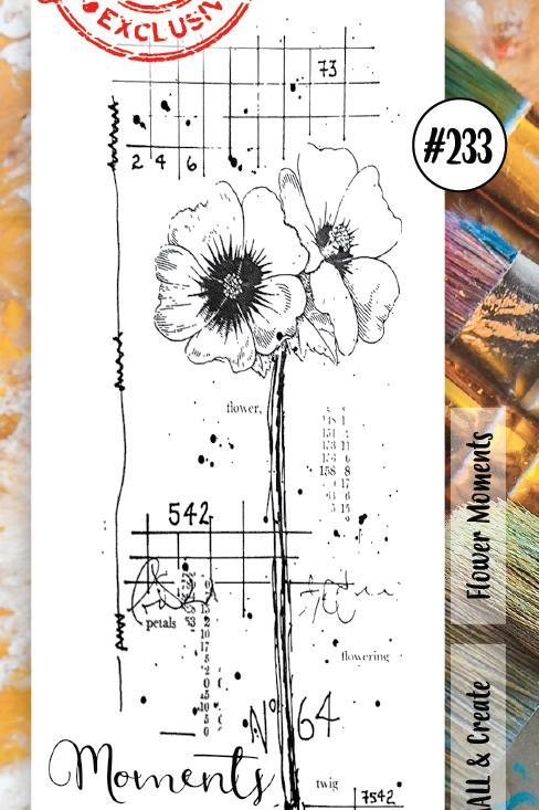 Border stamp set #233