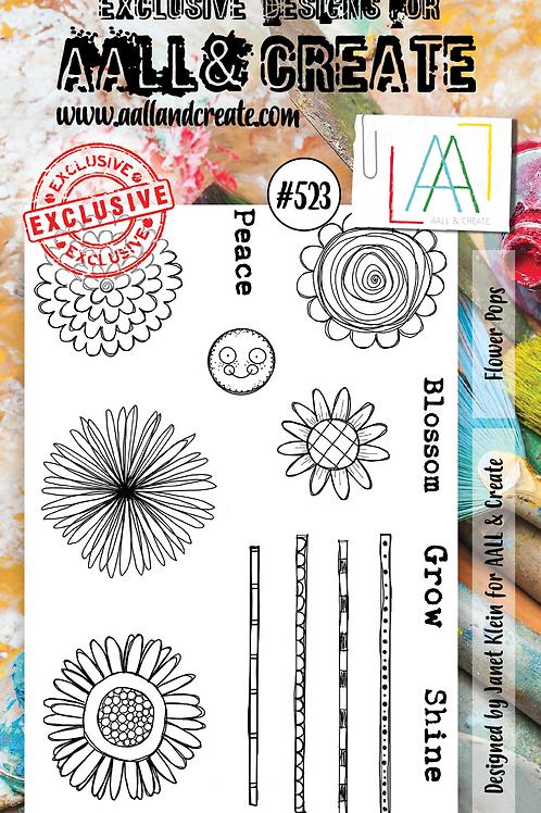 A6 Stamp set #523