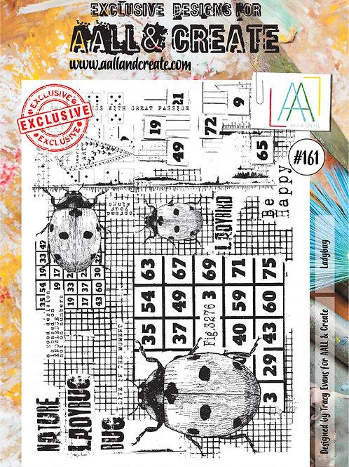 A4 Stamp set #161