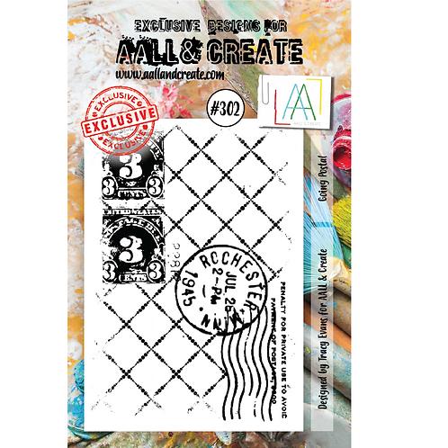 A7 Stamp set #302
