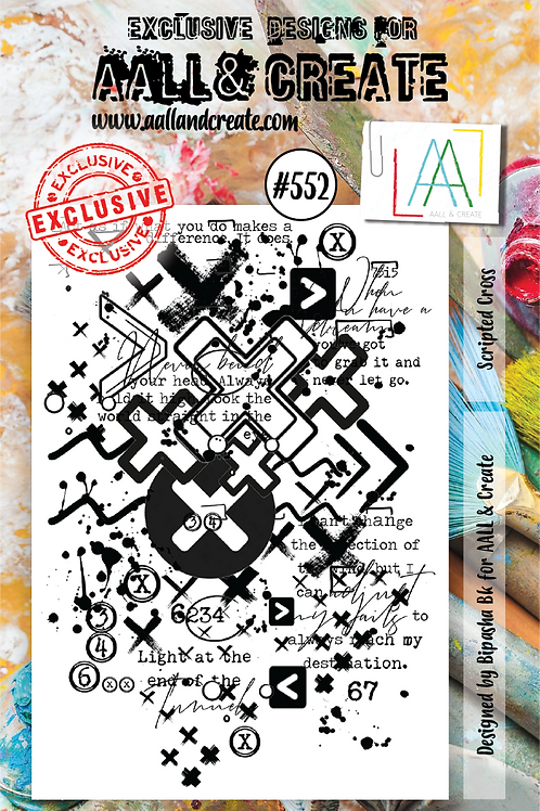 A7 Stamp set #552