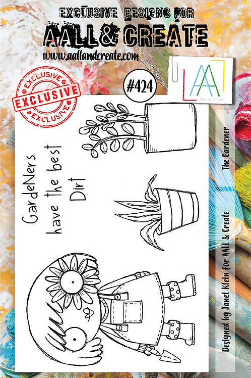 A7 Stamp set #424