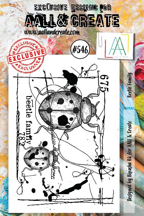 A7 Stamp set #546