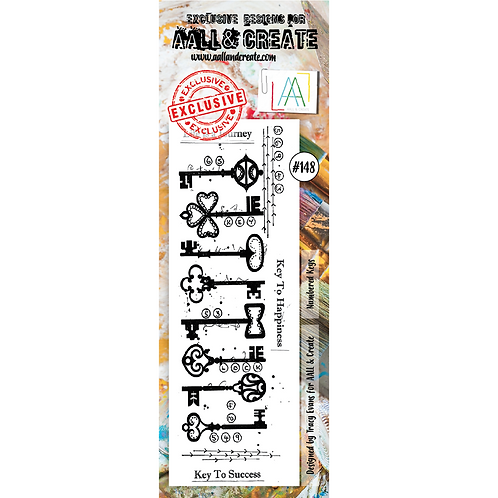 Border Stamp set #148