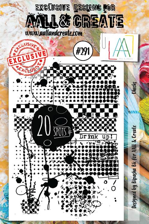 A7 Stamp set #291