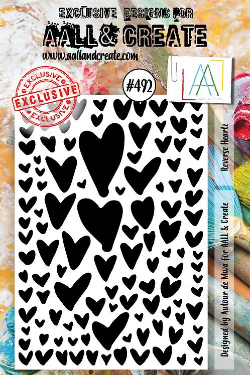 A7 Stamp set #492