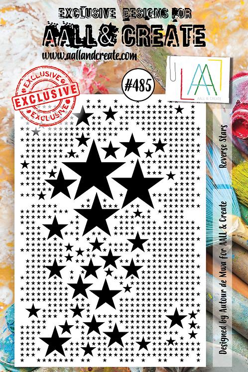 A7 Stamp set #485