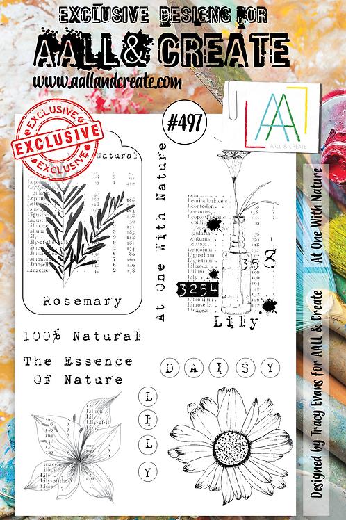 A5 Stamp set #497