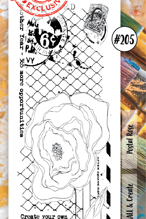 Stamp set #205