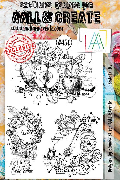 A5 Stamp set #450