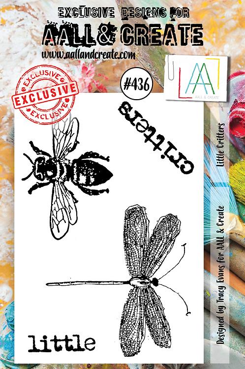 A7 Stamp set #436
