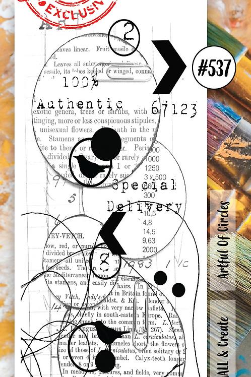 Border Stamp set #537
