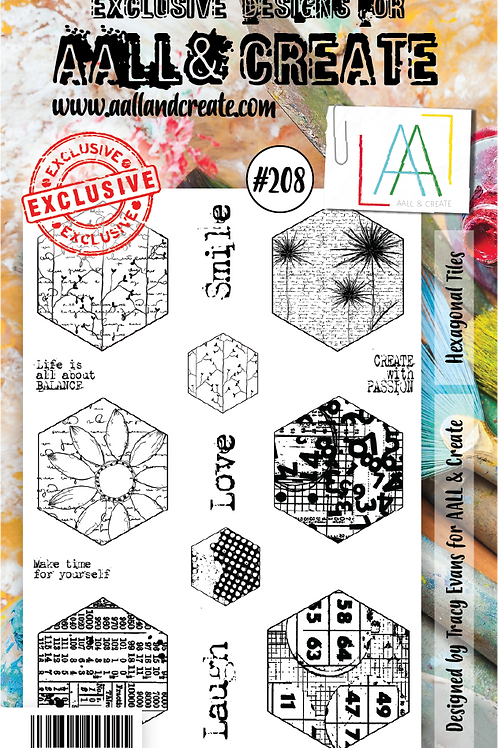 Stamp set #208