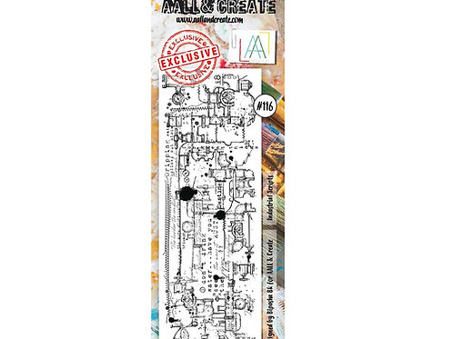Border Stamp set #116