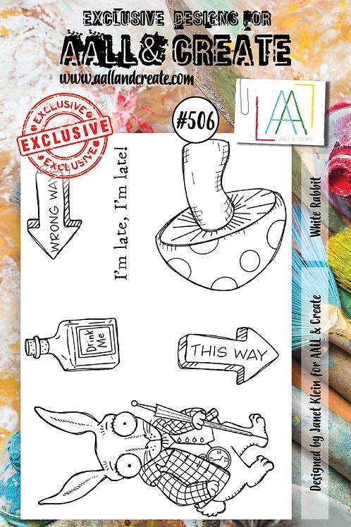 A7 Stamp set #506