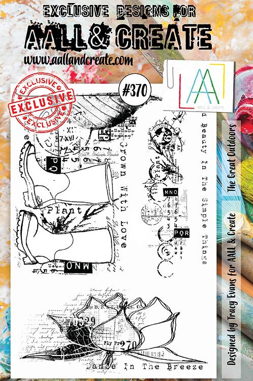 A5 Stamp set #370