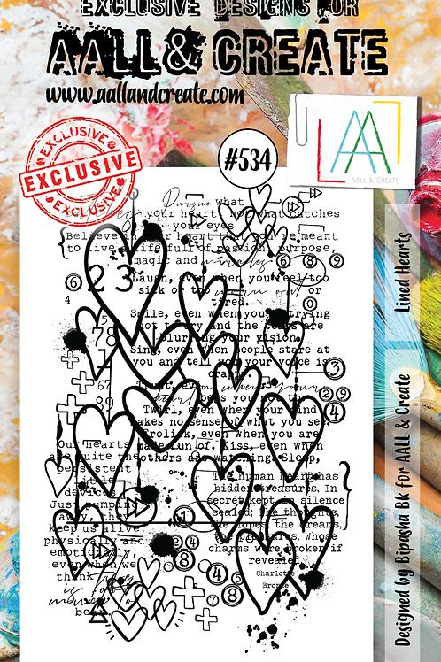 A5 Stamp set #534