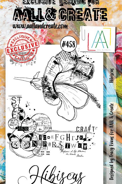 A6 Stamp set #458