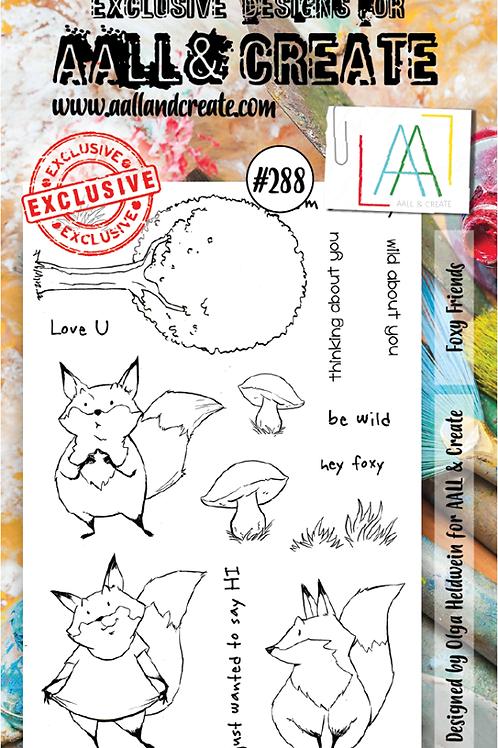 A6 Stamp set #288