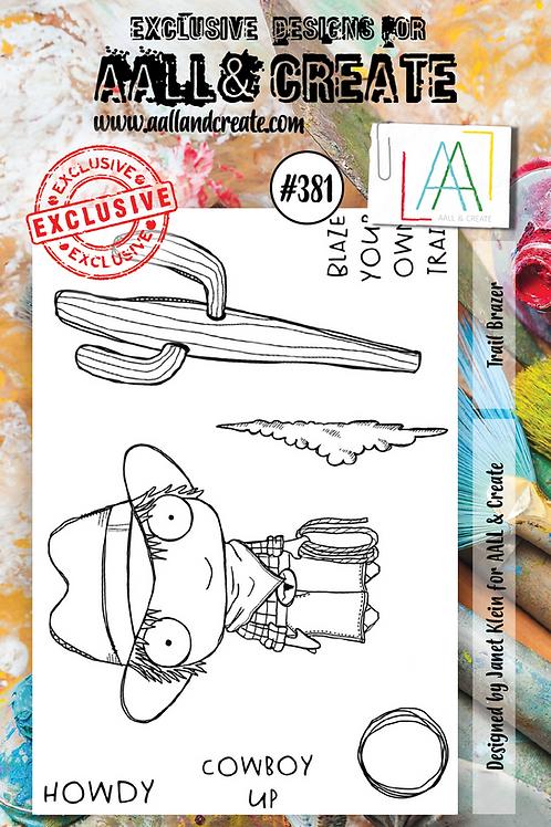 A7 Stamp set #381