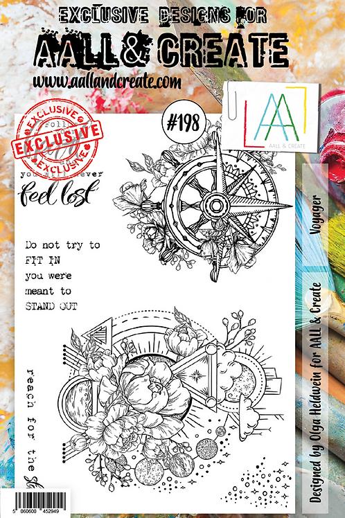A5 stamp set #198