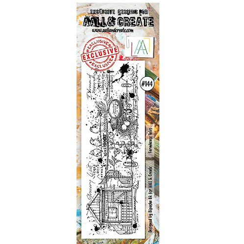 Border Stamp set #144