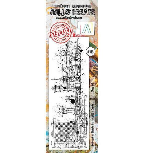 Border Stamp set #115