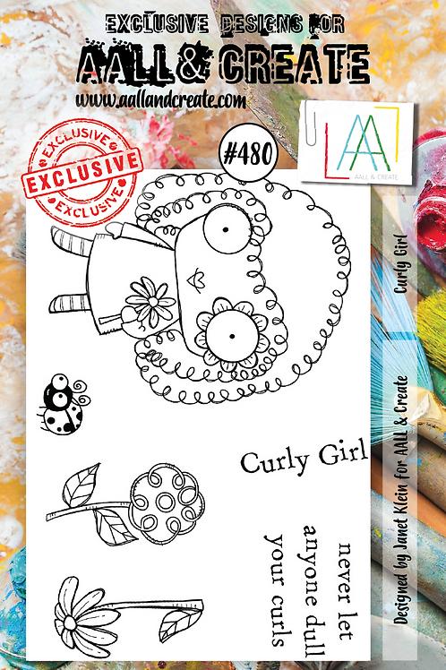 A7 Stamp set #480
