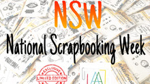 National Scrapbooking Week!