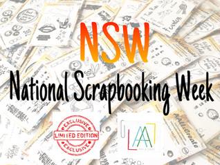National Scrapbooking Week!