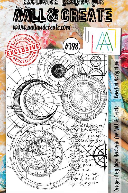 A6 Stamp set #398