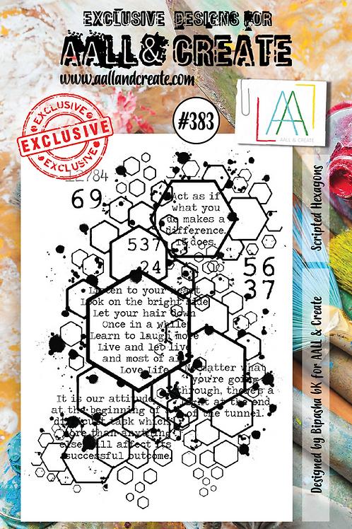 A7 Stamp set #383