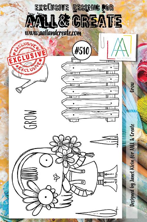 A7 Stamp set #510