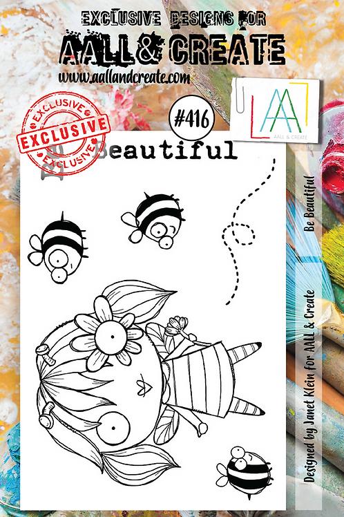 A7 Stamp set #416