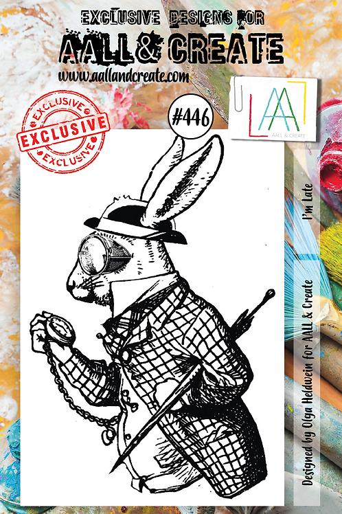 A7 Stamp set #446