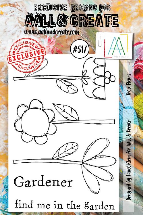 A7 Stamp set #517