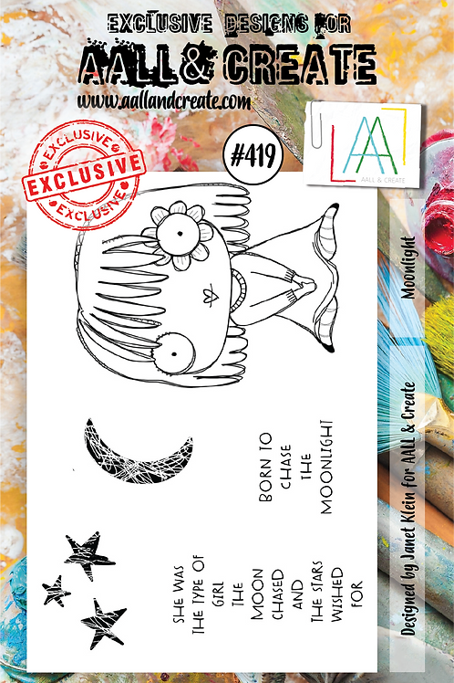 A7 Stamp set #419