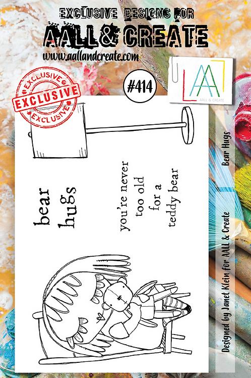 A7 Stamp set #414