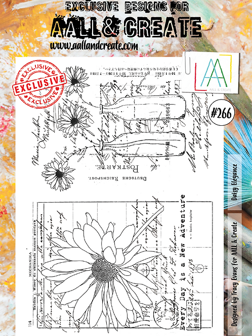 A4 Stamp set #266