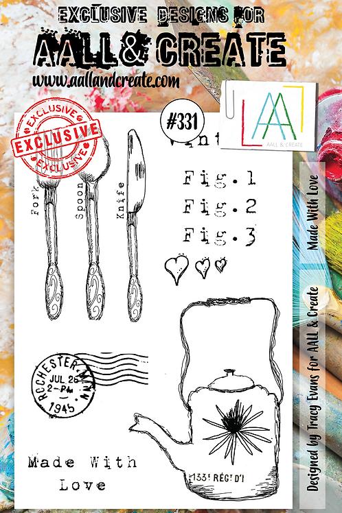 A5 Stamp set #331
