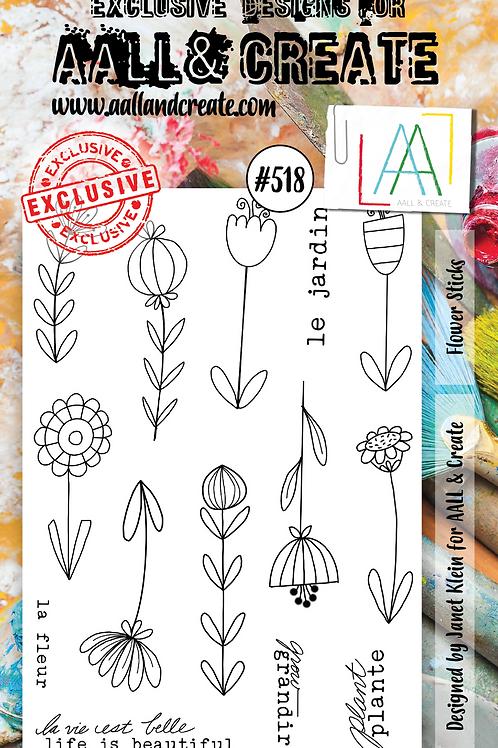 A6 Stamp set #518